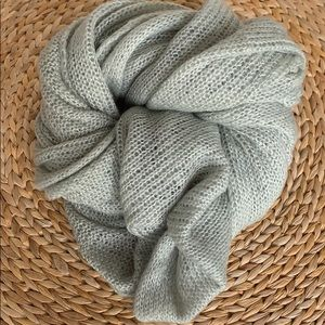 Pins and needles Anthropologie infinity scarfs